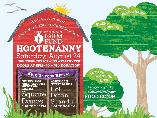 Co-op Farm Fund Hootenanny